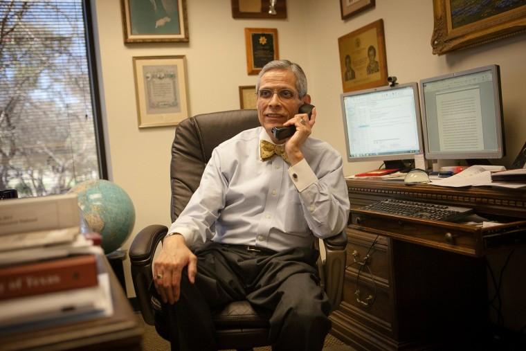 Image: Hector De Leon, a Latino Republican in Texas