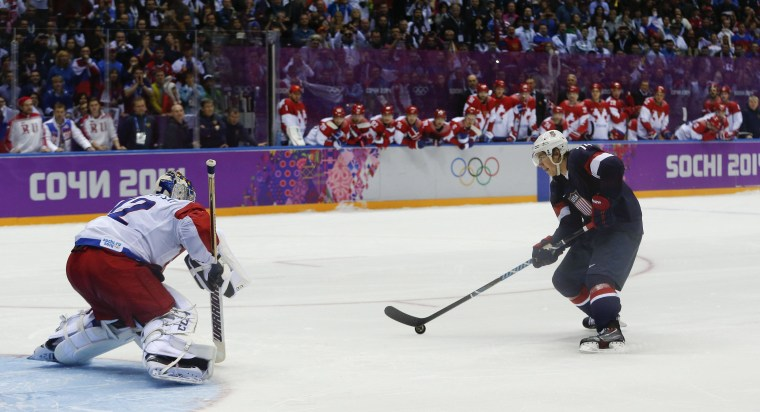 The Best, Worst and Weirdest Moments from the Sochi Olympics