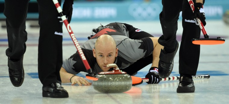 Romancing the Stone: Explaining the Appeal of Curling in Sochi