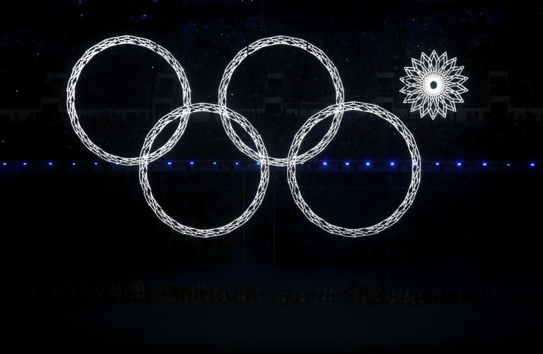 Image: 2014 Winter Olympic Games - Opening Ceremony
