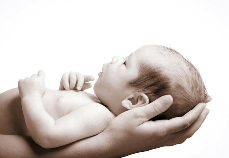 Image: Baby.