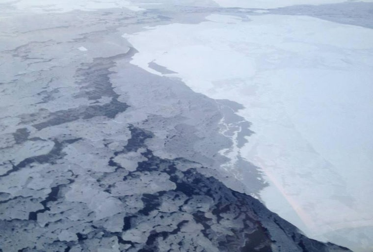 Image: arctic sea ice