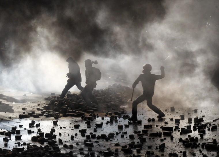 Image: TOPSHOTS-UKRAINE-UNREST-EU-RUSSIA