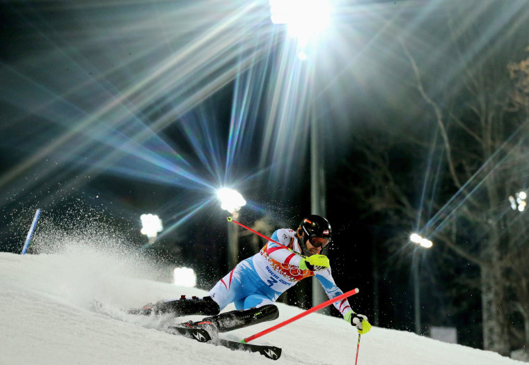 Image: Alpine Skiing
