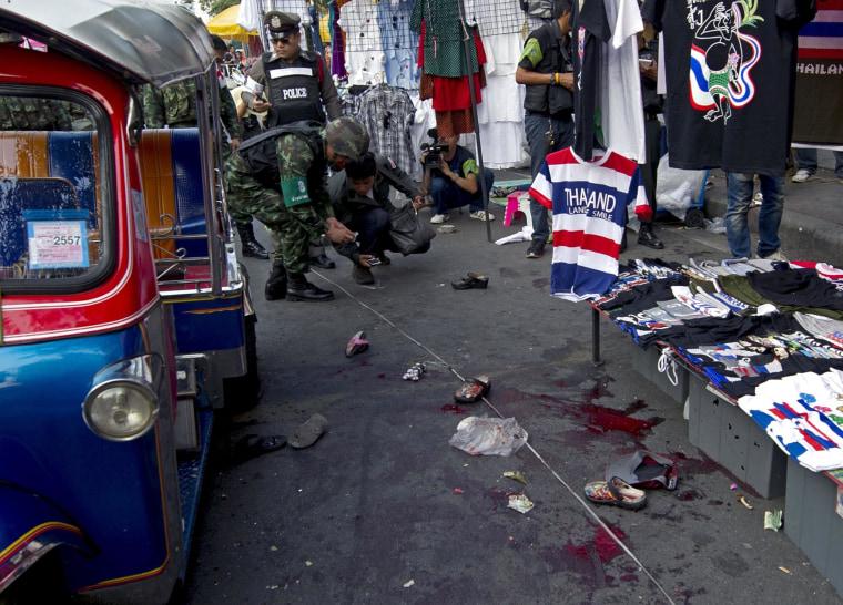 Image: THAILAND-POLITICS-PROTEST