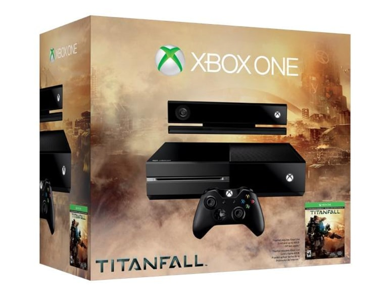 'Titanfall' Comes Free With Your Xbox One In Launch Promotion