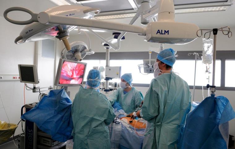 Hystero ovariectomy