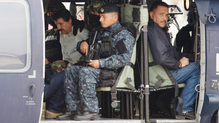 Mexican Drug Kingpin Guzman Avoids U.S. Extradition, for Now