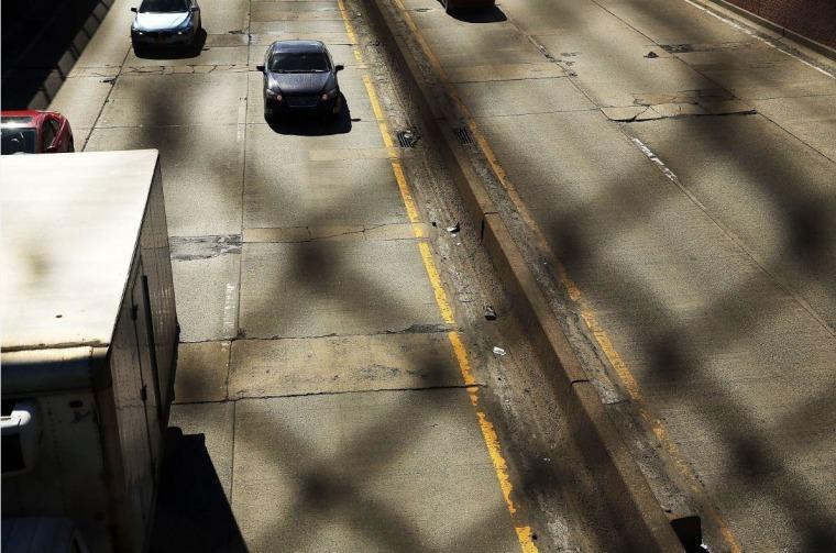 Pothole highway