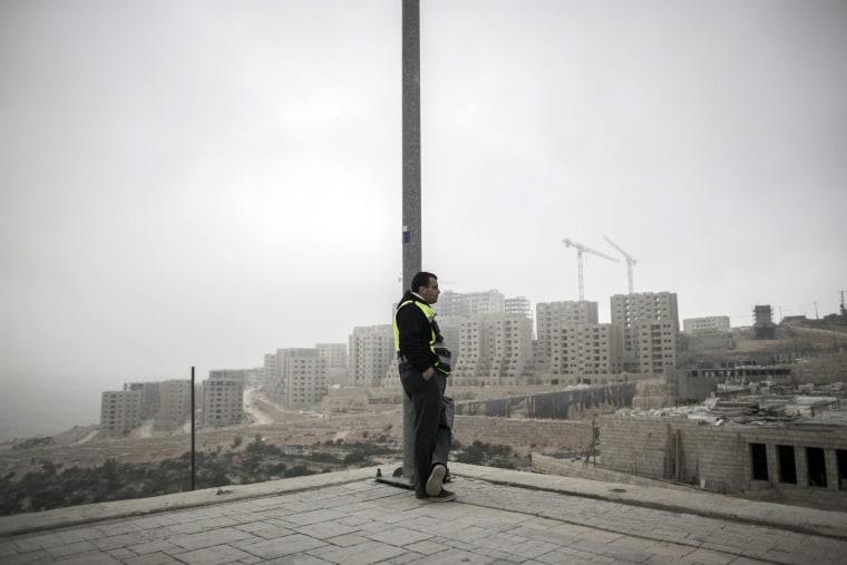 Palestinians Construct Billion-Dollar City on a Hill