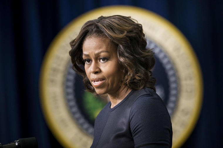 White House Contractor's Leaked Email Reveals Secret Service Plans, Michelle Obama Passport