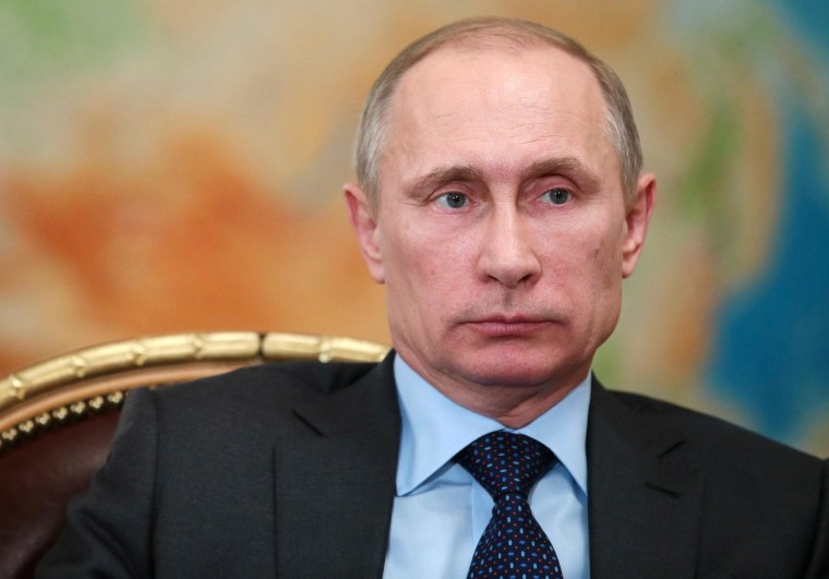 Combat Ready? Putin Orders Military Drill as Ukraine Simmers