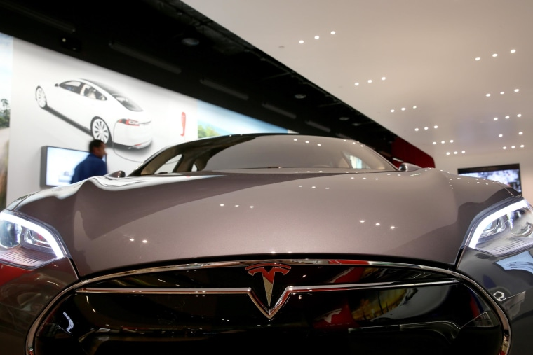 "Tesla announced plans for a ""gigafactory"" to produce batteries to power its electric cars."
