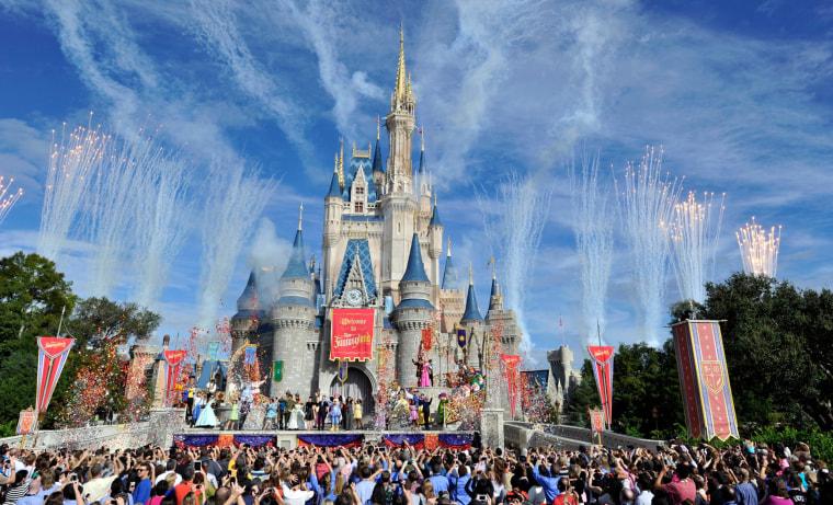 Images: New Fantasyland at Walt Disney World Resort