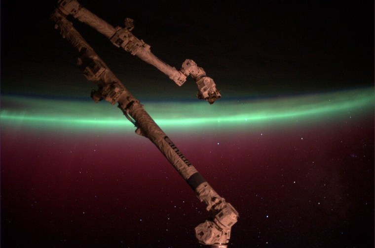 What a Blast! See a Light Show on Earth ... and in Space