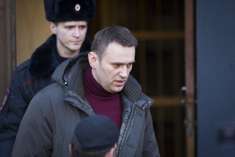 Image: Alexei Navalny