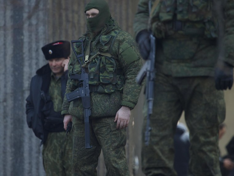 Ukraine Says Thousands of Russian Troops Have Crossed Border