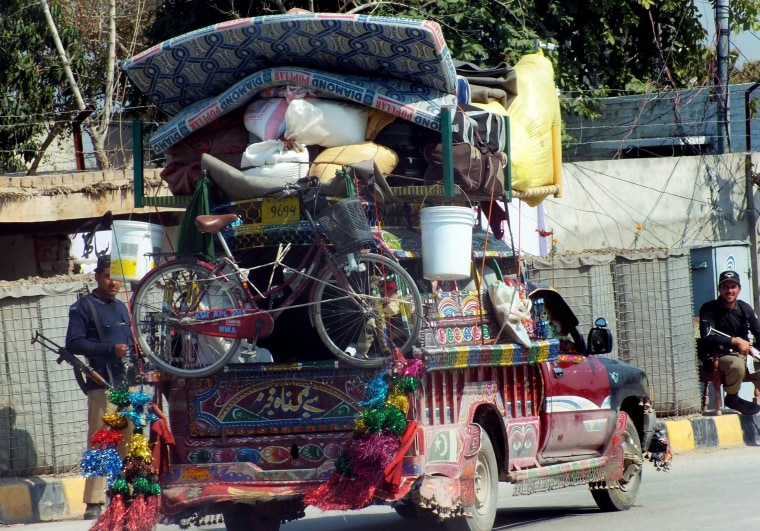 Image: PAKISTAN-UNREST-NORTHWEST-TALIBAN