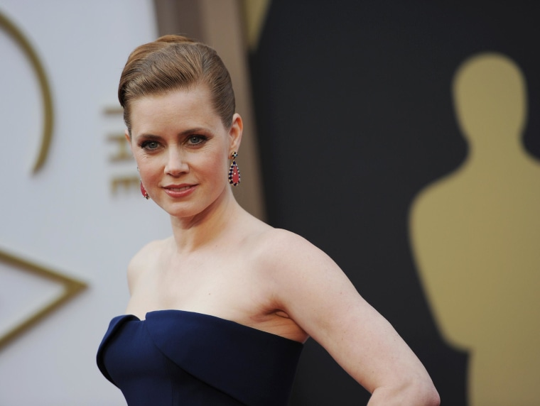 "Nominee for Best Actress in ""American Hustle"" Amy Adams"