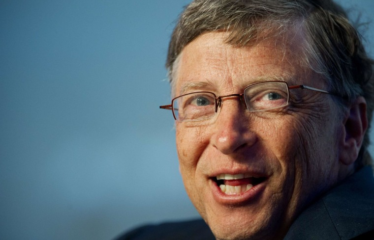 Microsoft Chairman Bill Gates retakes his place at the top of the world's richest people, according to Forbes.