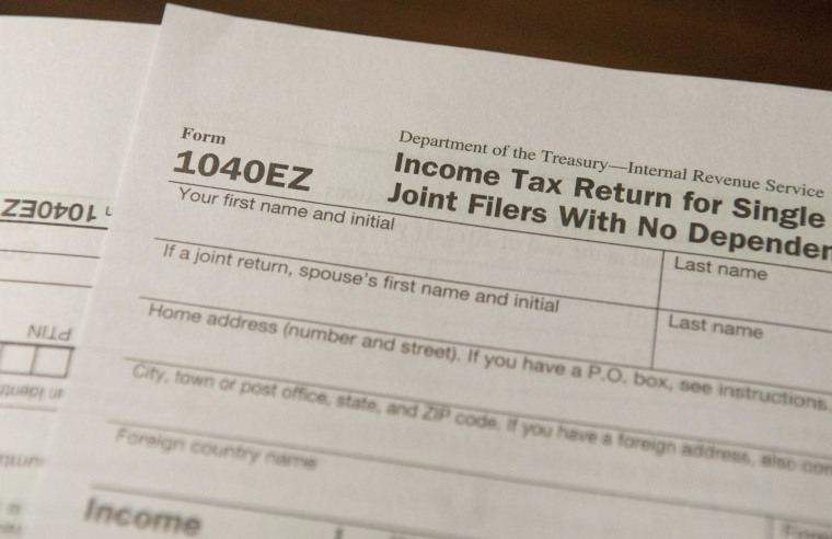 The majority of Americans are honest when they file their taxes
