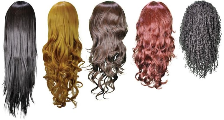 The researchers say that hair with different degrees of curliness is analogous to industrial pipes and tubing that are spooled for transport and storage.