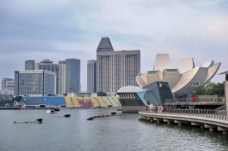Singapore has become the most expensive city in the world in which to live.