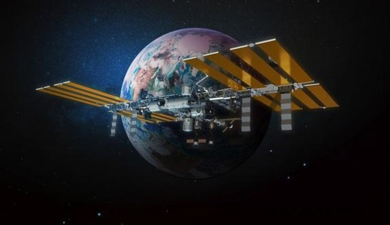 Image: The cover of NASA's 2015 fiscal year budget proposal.