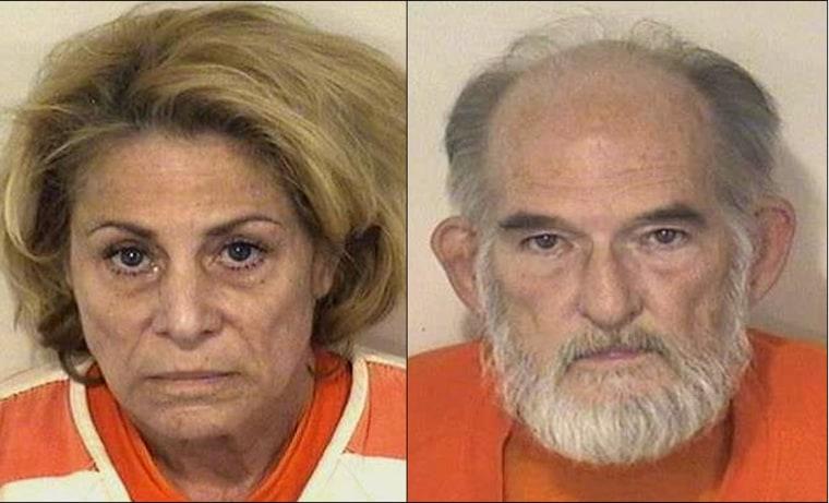 Image: Nancy Christine Styler, 62, and William F. Styler III, 65