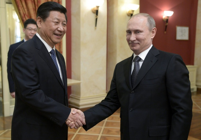 Image: OLY-2014-RUSSIA-CHINA-POLITICS-DIPLOMACY