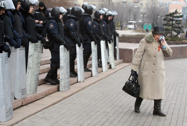 Image: UKRAINE-RUSSIA-UNREST-POLITICS