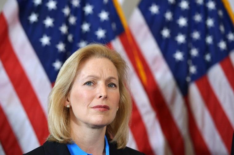 Image: Senator Kirsten Gillibrand, D-NY
