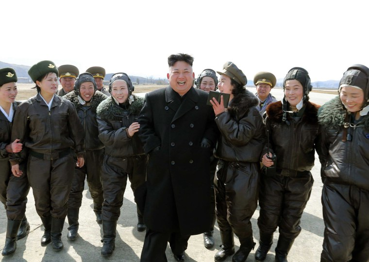 Image: North Korean leader Kim Jong-Un