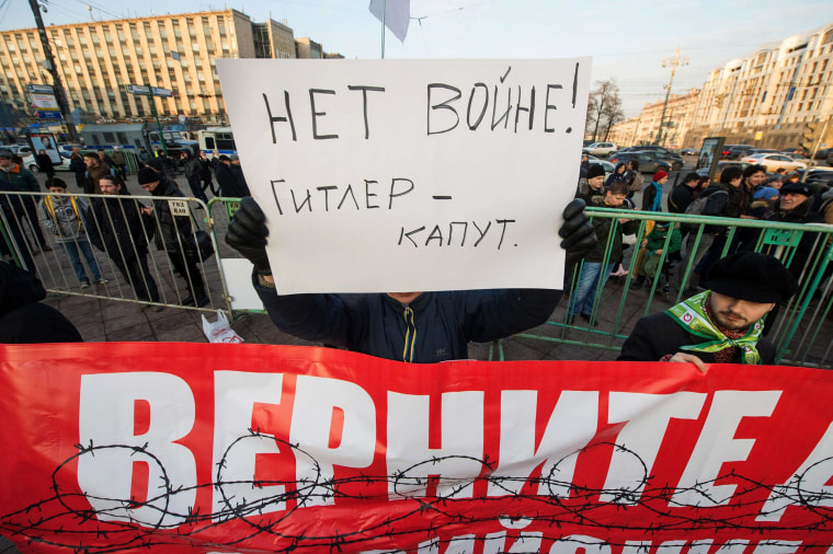 Image: RUSSIA-UKRAINE-UNREST-POLITICS-RALLY