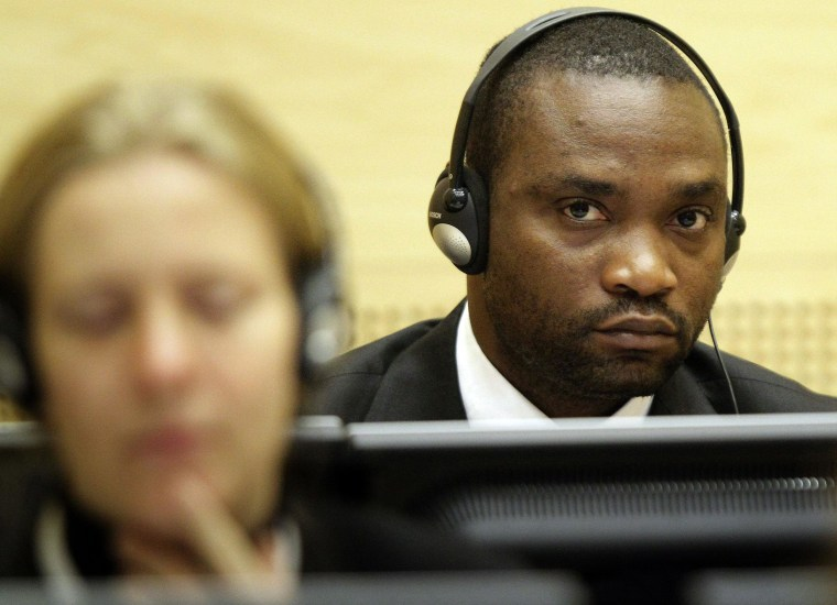 Congo Warlord Guilty in Rare International Court Conviction