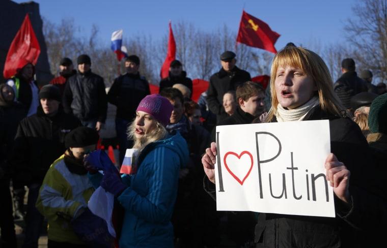 U.S. Warns Citizens Against Ukraine Travel