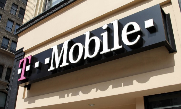 Image: T-Mobile store