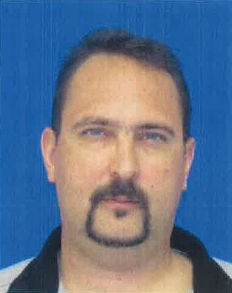 Image: Timothy Howard Virts is seen in an undated photo released by the Baltimore County Police
