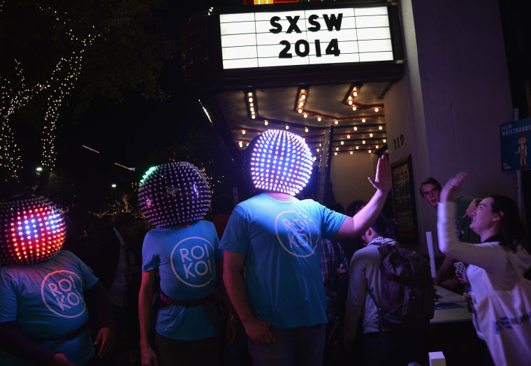 Image: A general view of atmosphere during the 2014 SXSW Music, Film + Interactive Festival