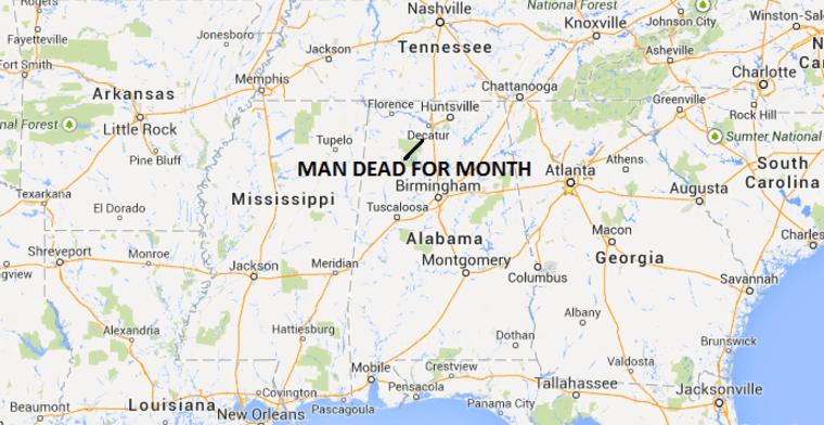 IMAGE: Map of Decatur, Ala.