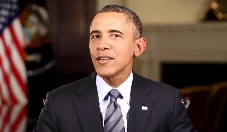 "Image: Obama on ""Cosmos"""