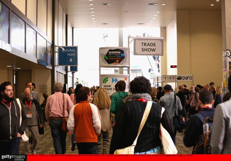 Image: General Atmosphere - 2014 SXSW Music, Film + Interactive Festival