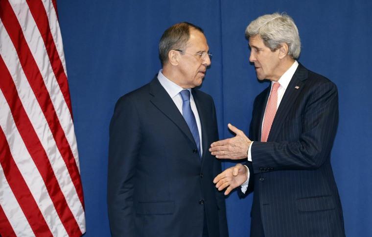 Image: ITALY-LIBYA-US-UN-DIPLOMACY