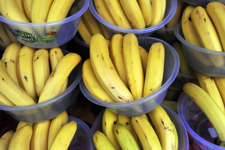 Yes, we have bananas. Merger of Chiquita with Fyffes will create world's largest producer of the popular fruit.