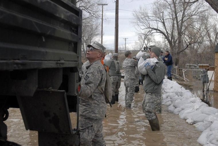Image: Wyoming Flooding
