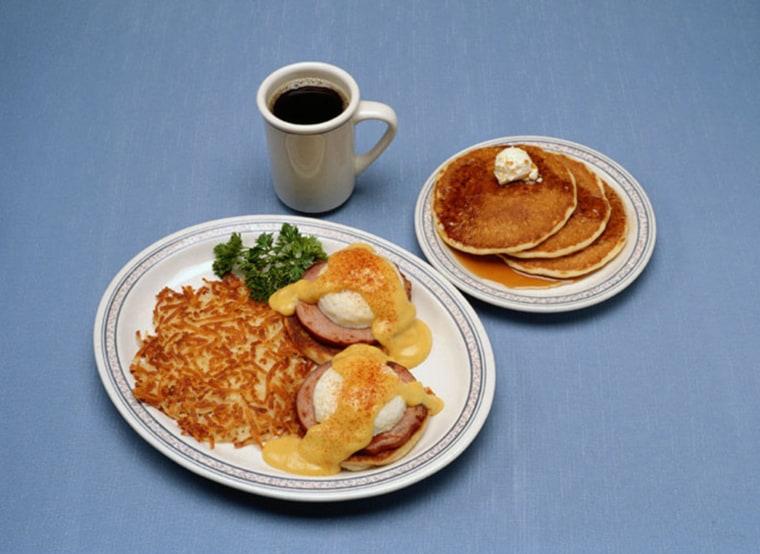 Image: Image: Big breakfast