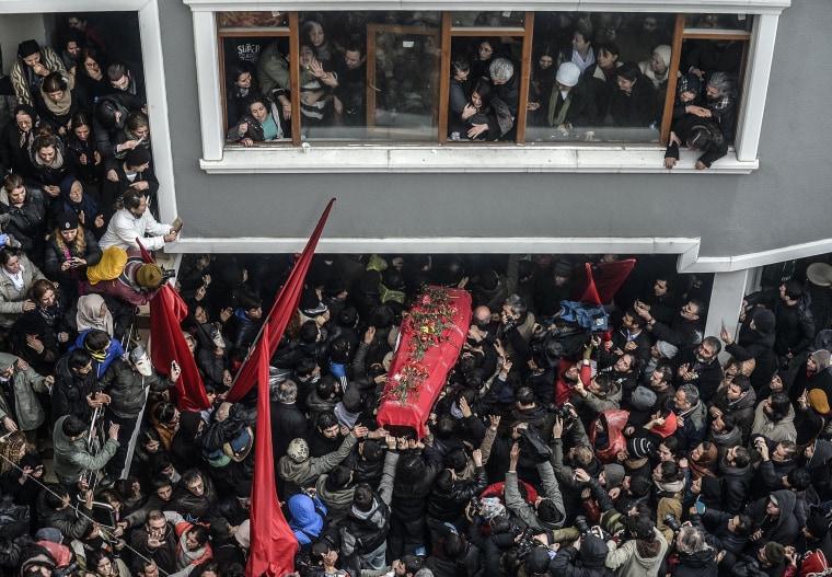 Image: TOPSHOTS-TURKEY-UNREST