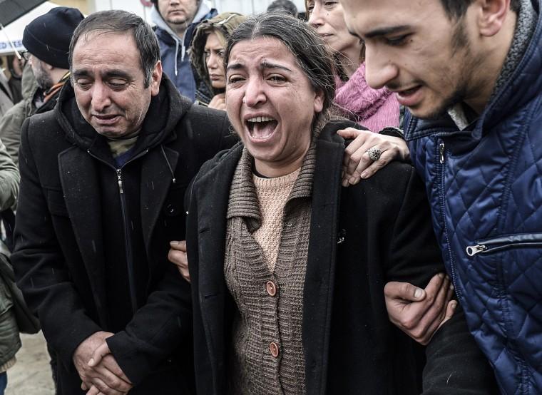 Image: TURKEY-POLITICS-UNREST