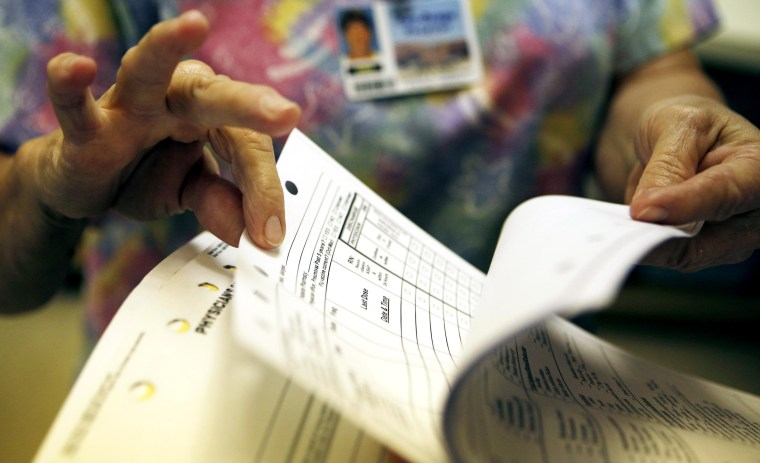 A new study shows that criminal attacks on medical records cost the health care industry about $5.6 billion a year.