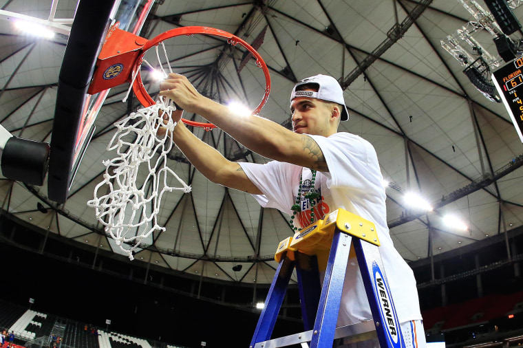 Image: NCAA Basketball: SEC Tournament-Final-Florida vs Kentucky